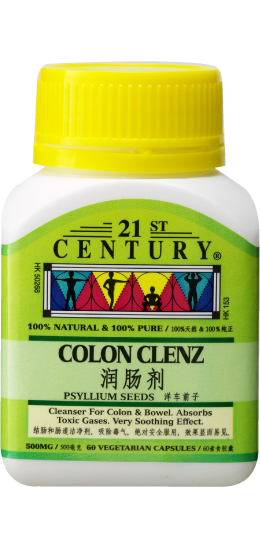 COLON CLENZ - flushes out your colon